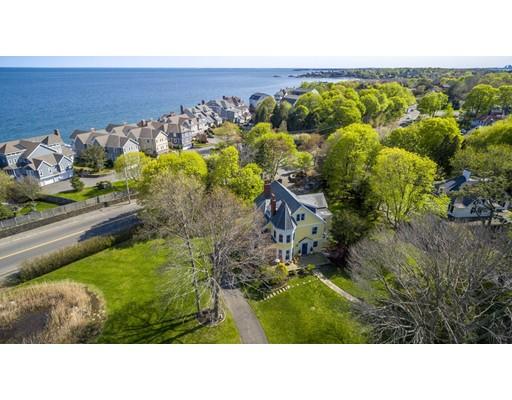 Частный односемейный дом для того Продажа на 179 BEACH BLUFF Avenue Swampscott, Массачусетс 01907 Соединенные Штаты