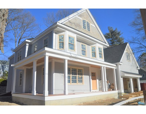 Casa Unifamiliar por un Venta en 48 Dartmouth Avenue Needham, Massachusetts 02494 Estados Unidos