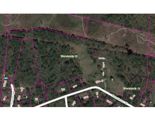 Land for Sale at 103 Boardman Street Norfolk, 02056 United States