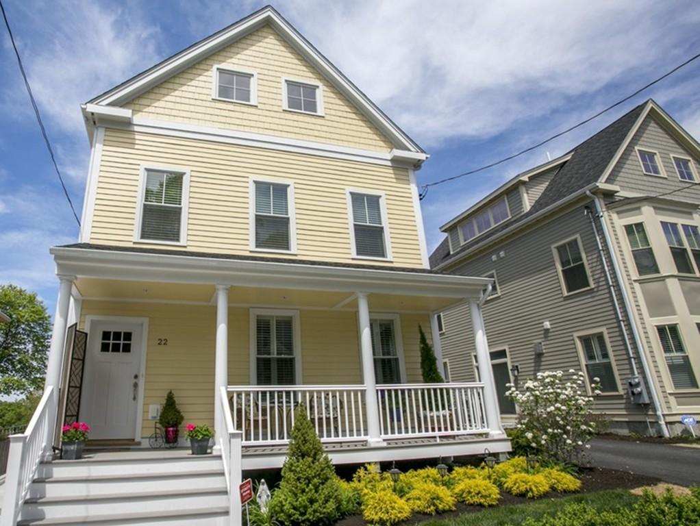 $889,000 - 4Br/3Ba -  for Sale in Boston