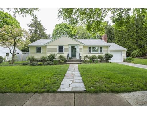 sold property at 27 Warren Road