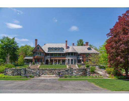 واحد منزل الأسرة للـ Sale في 105 Hill Street 105 Hill Street Topsfield, Massachusetts 01983 United States