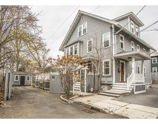 Condominium for Sale at 37 Goodrich Road Boston, Massachusetts 02130 United States