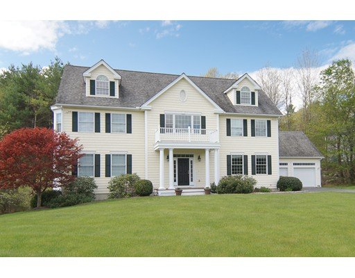 Single Family Home for Sale at 3 Anne Teresa Way Westford, Massachusetts 01886 United States