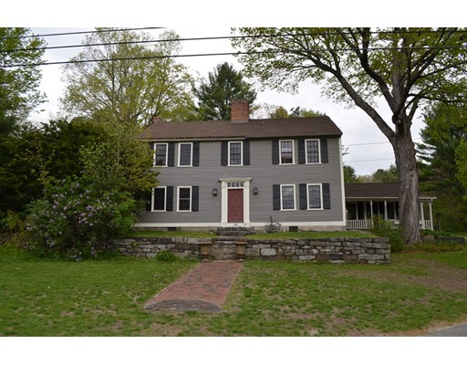 Single Family Home for Sale at 116 Nipmuck Palmer, Massachusetts 01069 United States