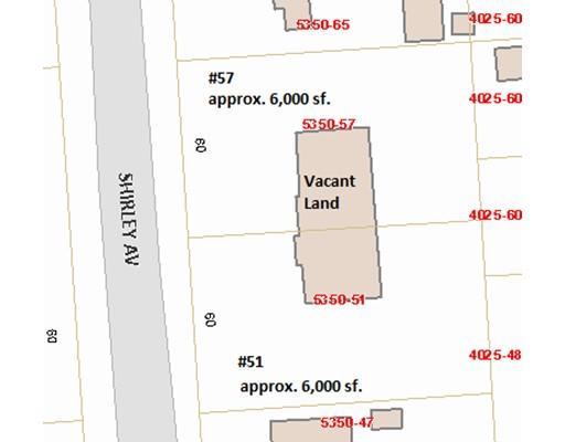 土地 为 销售 在 51 Shirley Avenue Lowell, 马萨诸塞州 01854 美国