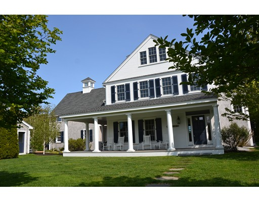 Single Family Home for Sale at 61 Curtis Lane Edgartown, Massachusetts 02539 United States