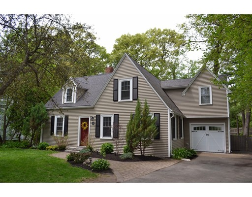 39 Evergreen Road Natick MA