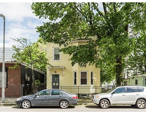 Multi-Family Home for Sale at 3516 Washington Street Boston, Massachusetts 02130 United States