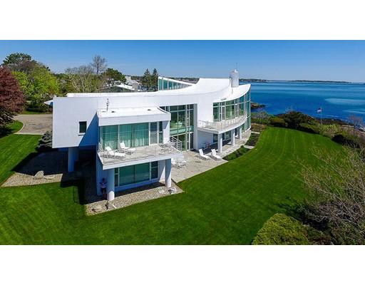 Single Family Home for Sale at 45 Littles Point Road Swampscott, Massachusetts 01907 United States