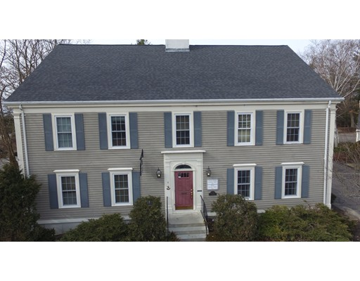 Commercial for Rent at 4 West Mill Street 4 West Mill Street Medfield, Massachusetts 02052 United States