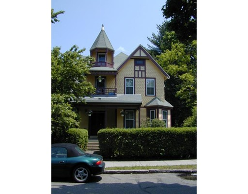 106 Harvard Street Newton Ma 02460