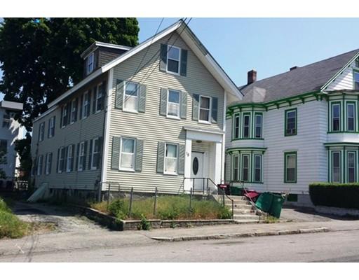 Casa Multifamiliar por un Venta en 18 Fourth Street Lowell, Massachusetts 01850 Estados Unidos