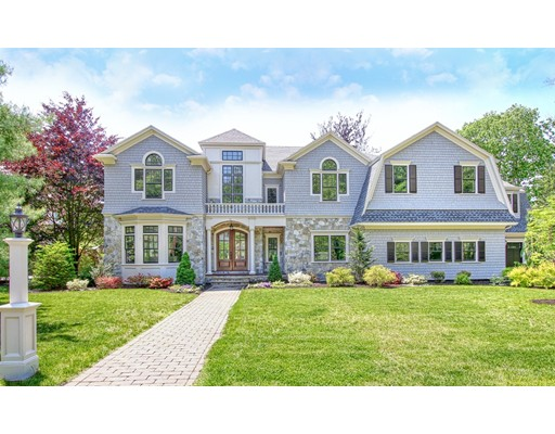 واحد منزل الأسرة للـ Sale في 11 Hayes Avenue 11 Hayes Avenue Lexington, Massachusetts 02420 United States