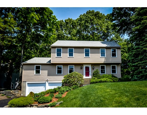 8 Coachman Lane Natick MA