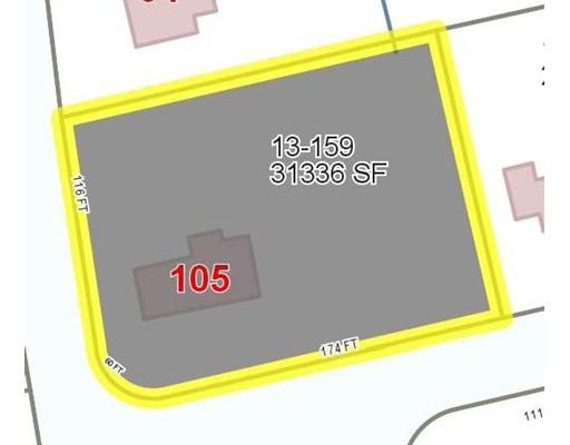 105 Salisbury Drive Westwood MA