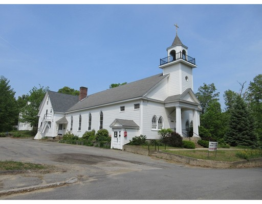 Commercial for Sale at 1 Chapel Place Pepperell, Massachusetts 01463 United States