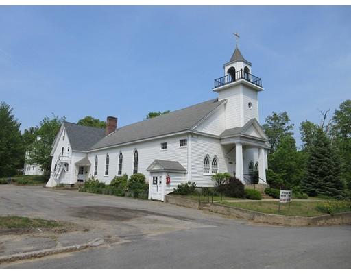 Comercial por un Venta en 1 Chapel Place Pepperell, Massachusetts 01463 Estados Unidos