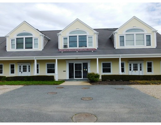 Commercial pour l Vente à 432 Route 28 Harwich, Massachusetts 02646 États-Unis
