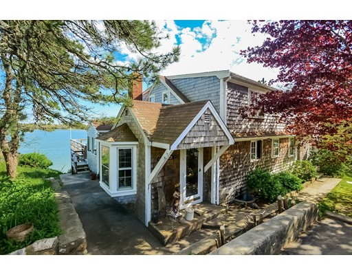 Single Family Home for Sale at 51 Pine Ridge Road Bourne, Massachusetts 02532 United States