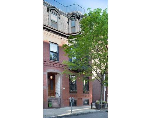 Condominium/Co-Op for sale in 13 Hereford St Back Bay, Boston, Suffolk