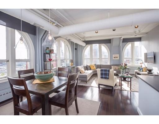 Casa de pueblo / Apartamentos por un Alquiler en 210 South Street 210 South Street Boston, Massachusetts 02111 Estados Unidos