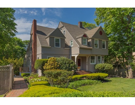 Single Family Home for Sale at 313 Hale Street Beverly, Massachusetts 01915 United States