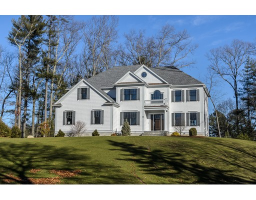 Single Family Home for Sale at 58 Sherburn Circle Weston, Massachusetts 02493 United States