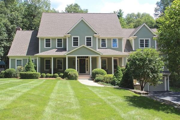 $855,000 - 4Br/3Ba -  for Sale in Cedar Brook, Holliston