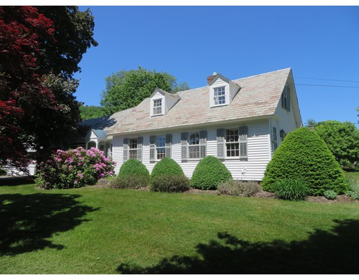 Single Family Home for Sale at 782 Colrain Road Greenfield, Massachusetts 01301 United States