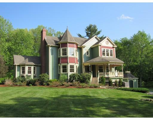 واحد منزل الأسرة للـ Sale في 52 Northbridge Road Mendon, Massachusetts 01756 United States