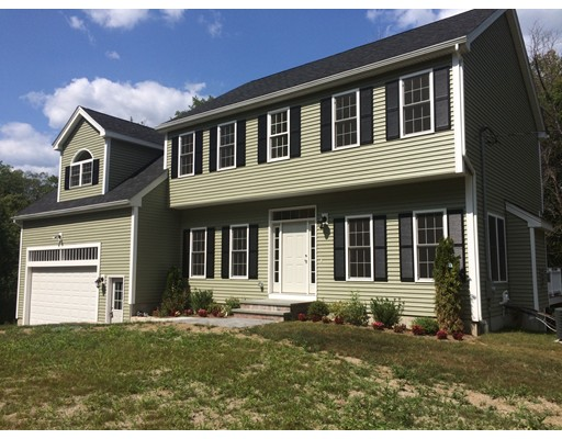 660 Mayflower Landing lot 7, Holliston, MA 01746
