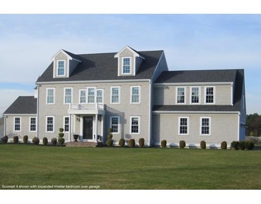 Casa Unifamiliar por un Venta en 4 Fountain Knoll Lane Kingston, Massachusetts 02364 Estados Unidos