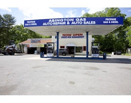 Commercial for Sale at 225 Brockton Avenue Abington, Massachusetts 02351 United States