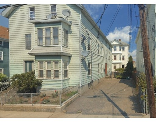 Multi-Family Home for Sale at 522 4Th Street Fall River, Massachusetts 02721 United States