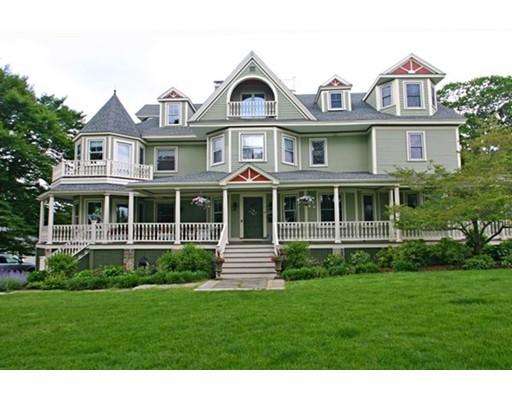 Частный односемейный дом для того Продажа на 4 Mann Street 4 Mann Street Hingham, Массачусетс 02043 Соединенные Штаты