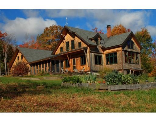 独户住宅 为 销售 在 138 Curtin Road Peru, 马萨诸塞州 01235 美国