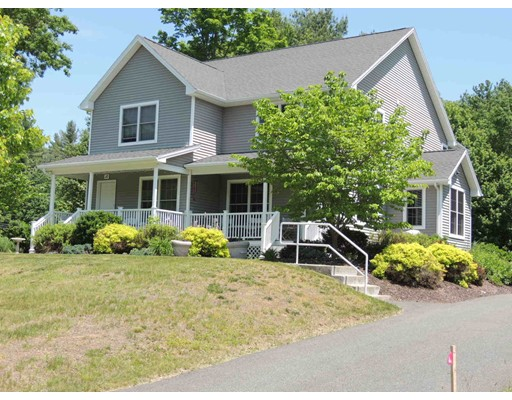 Condominium for Sale at 12 Palley Village Place Amherst, Massachusetts 01002 United States