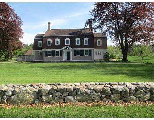 独户住宅 为 销售 在 184 Old Littleton Road 哈佛, 马萨诸塞州 01451 美国