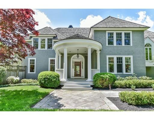 独户住宅 为 销售 在 263 Adams Street 263 Adams Street 米尔顿, 马萨诸塞州 02186 美国