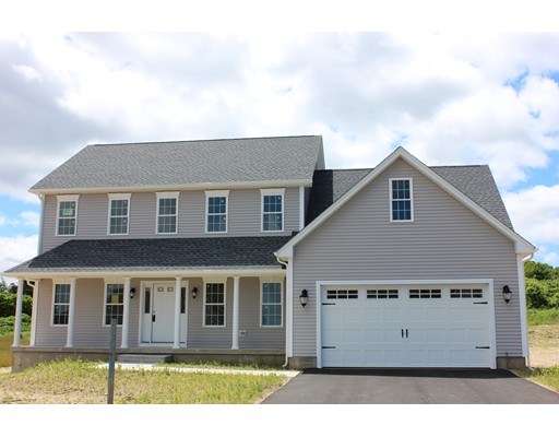 Single Family Home for Sale at 12 Kingsberry Way Easthampton, Massachusetts 01027 United States