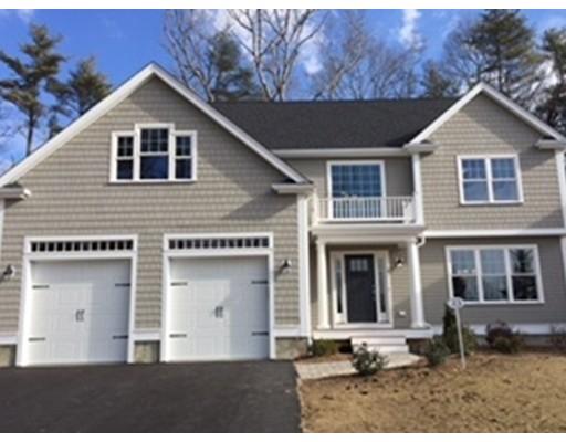 Appartement en copropriété pour l Vente à 4 Hillcrest Circle(130TiffanyRd #0 Norwell, Massachusetts 02061 États-Unis