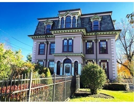 Частный односемейный дом для того Продажа на 1163 Main Street 1163 Main Street Leicester, Массачусетс 01524 Соединенные Штаты