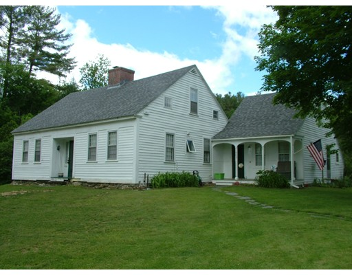 Single Family Home for Sale at 1903 Mohawk Trail Charlemont, Massachusetts 01370 United States