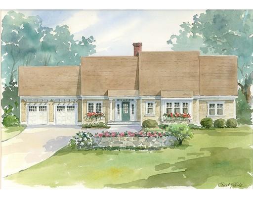 Maison unifamiliale pour l Vente à 9 Barrington River Way 9 Barrington River Way Swansea, Massachusetts 02777 États-Unis