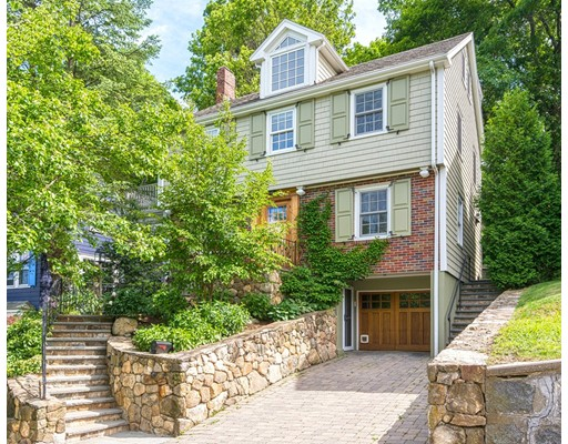 Single Family Home for Sale at 108 Westchester Road Boston, Massachusetts 02130 United States