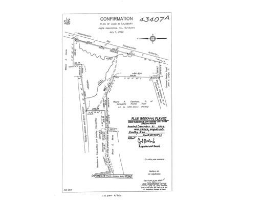 Terrain pour l Vente à 148 Lafayette Street 148 Lafayette Street Salisbury, Massachusetts 01952 États-Unis