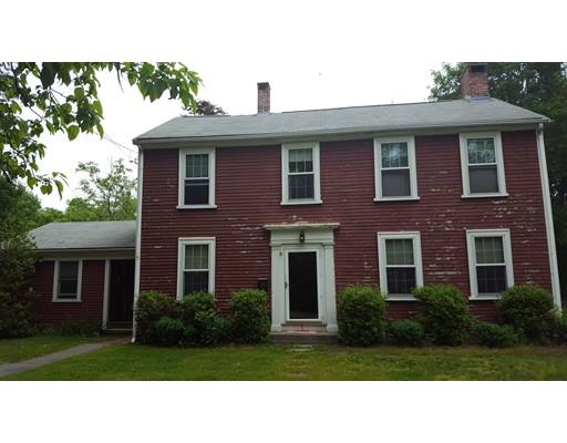 واحد منزل الأسرة للـ Sale في 43 Thaxter Hingham, Massachusetts 02043 United States