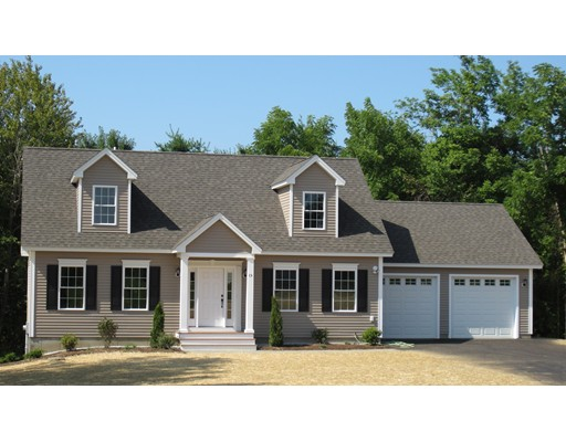 Single Family Home for Sale at 28 HIGH RANGE DRIVE New Ipswich, New Hampshire 03071 United States