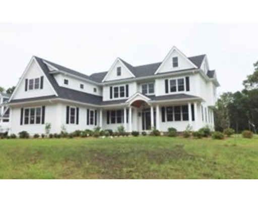 Single Family Home for Sale at 217 Schoolmaster Lane Dedham, Massachusetts 02026 United States